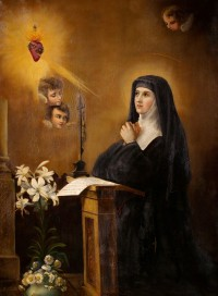 Vida y obras de Santa Margarita Mª de Alacoque(I)