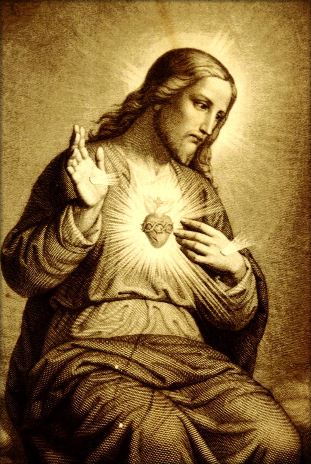 El Corazón de Jesús en la Tradición Cristiana
