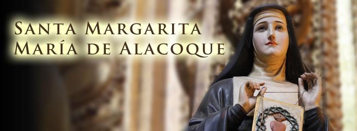 NOVENA A SANTA MARGARITA MARÍA DE ALACOQUE DÍA 9