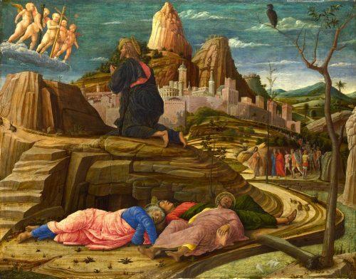 Agonía en Getsemaní