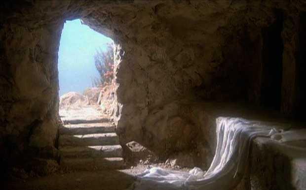 El sepulcro vacío y el encuentro con Cristo Resucitado