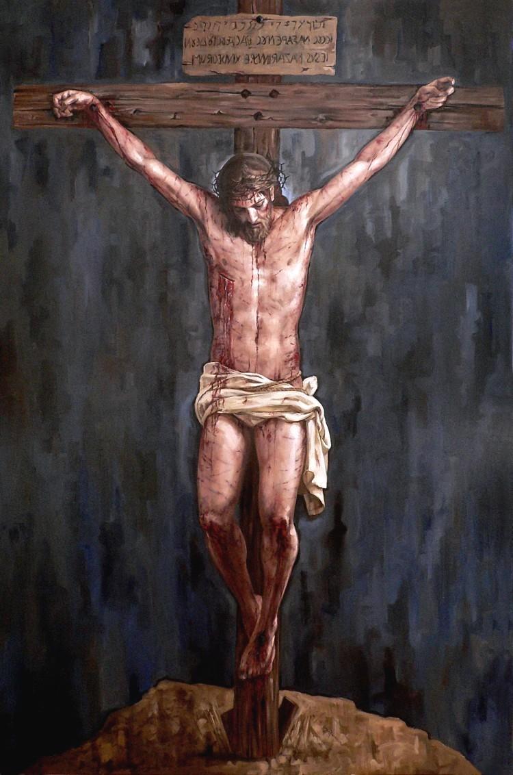 Jesús crucificado