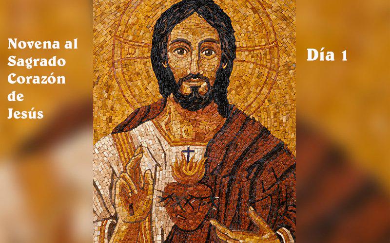 Novena al Sagrado Corazón día 1