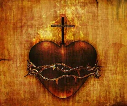 El Corazón de Jesús centro de lo divino y humano de Cristo (II)